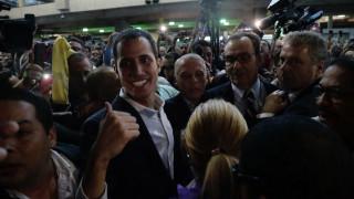 Επέστρεψε στη Βενεζουέλα ο Γκουαϊδό