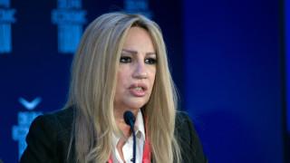 Γεννηματά σε Τσίπρα: Κλείσε τώρα το ραντεβού με τον ελληνικό λαό στις κάλπες