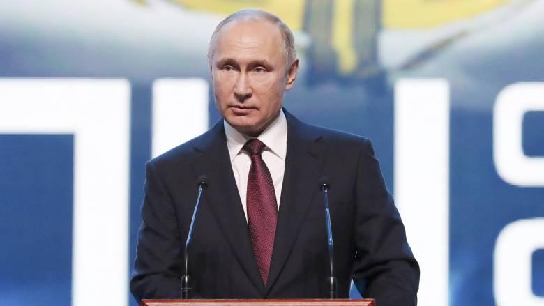 Η Ρωσία αναστέλλει και με υπογραφή Πούτιν τη συμμετοχή της στη συνθήκη για τα πυρηνικά