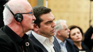 «Καρφιά» Τσίπρα σε Γεννηματά και μήνυμα ότι «ο ΣΥΡΙΖΑ δεν επιθυμεί να εξαϋλώσει το ΚΙΝΑΛ»
