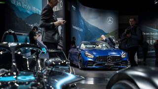 Η Mercedes αποκάλυψε στη Γενεύη τα μελλοντικά της πλάνα