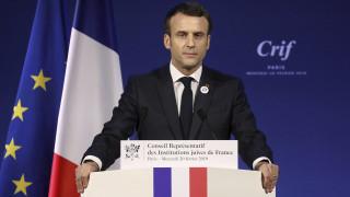 Μακρόν: Ήρθε η στιγμή για την ευρωπαϊκή Αναγέννηση
