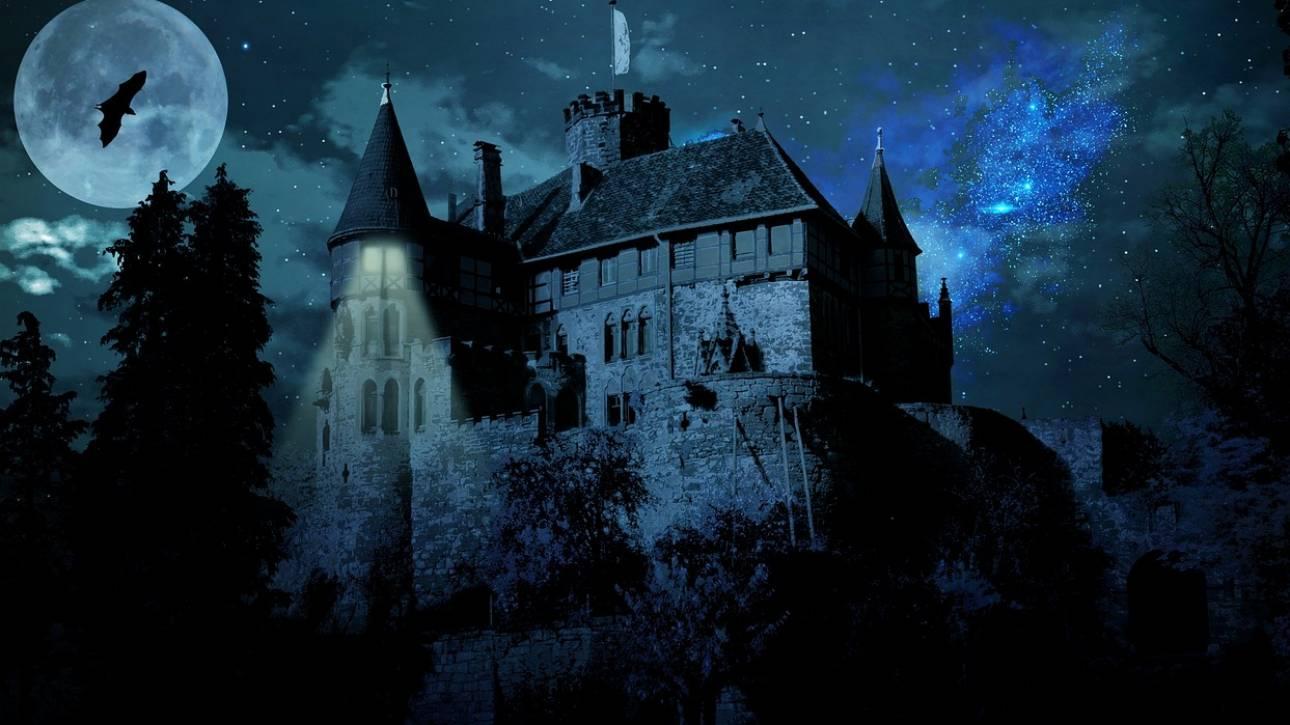 Θρίλερ με στοιχειωμένο σπίτι στη Βρετανία: Κάμερα «συλλαμβάνει» φάντασμα!