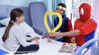 ΟΠΑΠ: Αποκριάτικη γιορτή και δώρα για τα παιδιά στα παιδιατρικά νοσοκομεία