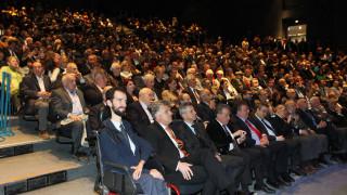 Πλήθος κόσμου στην παρουσίαση του βιβλίου του Κωστή Χατζηδάκη