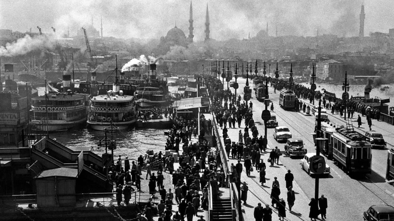 «Το Μάτι της Πόλης»: Ένα ντοκιμαντέρ για το σημαντικότερο Τούρκο φωτογράφο, Αρά Γκιουλέρ