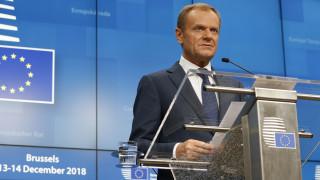 Τουσκ: «Αντιευρωπαϊκές» εξωτερικές δυνάμεις επιδιώκουν να επηρεάσουν τις ευρωεκλογές