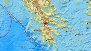 Σεισμός κοντά στη Ναύπακτο - Αισθητός σε αρκετές περιοχές