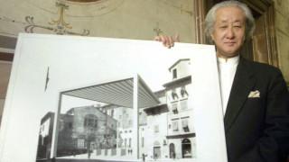 Arata Isozaki: Στον Ιάπωνα μετρ του φουτουρισμού το αρχιτεκτονικό βραβείο Pritzker 2019