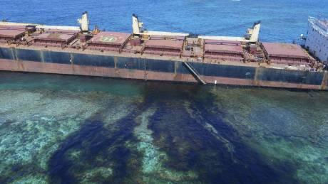 Περιβαλλοντική «βόμβα» απειλεί τα νησιά του Σολoμώντα
