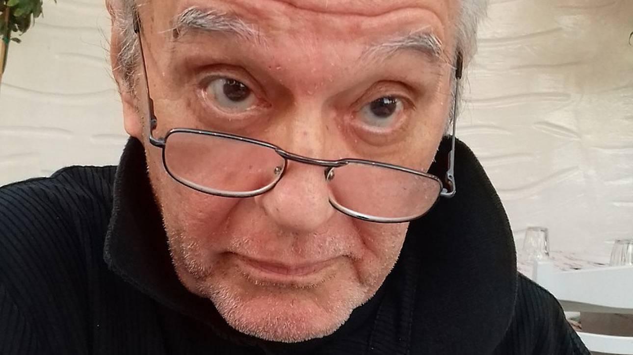 Πέθανε ο ποιητής και πεζογράφος Μιχαήλ Μήτρας