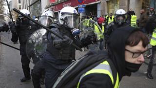Ο ΟΗΕ ζητά έρευνα για την αστυνομική βία κατά των «κίτρινων γιλέκων» στη Γαλλία