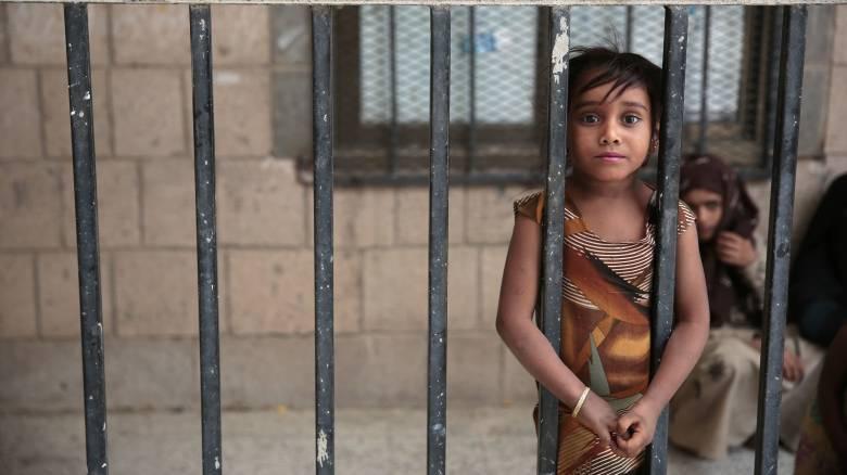 Υεμένη: Γονείς αναγκάζονται να παντρέψουν τις ανήλικες κόρες τους για λίγο φαγητό