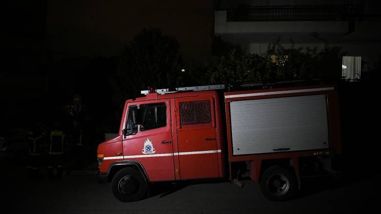 Φωτιά σε διαμέρισμα στην Πάτρα