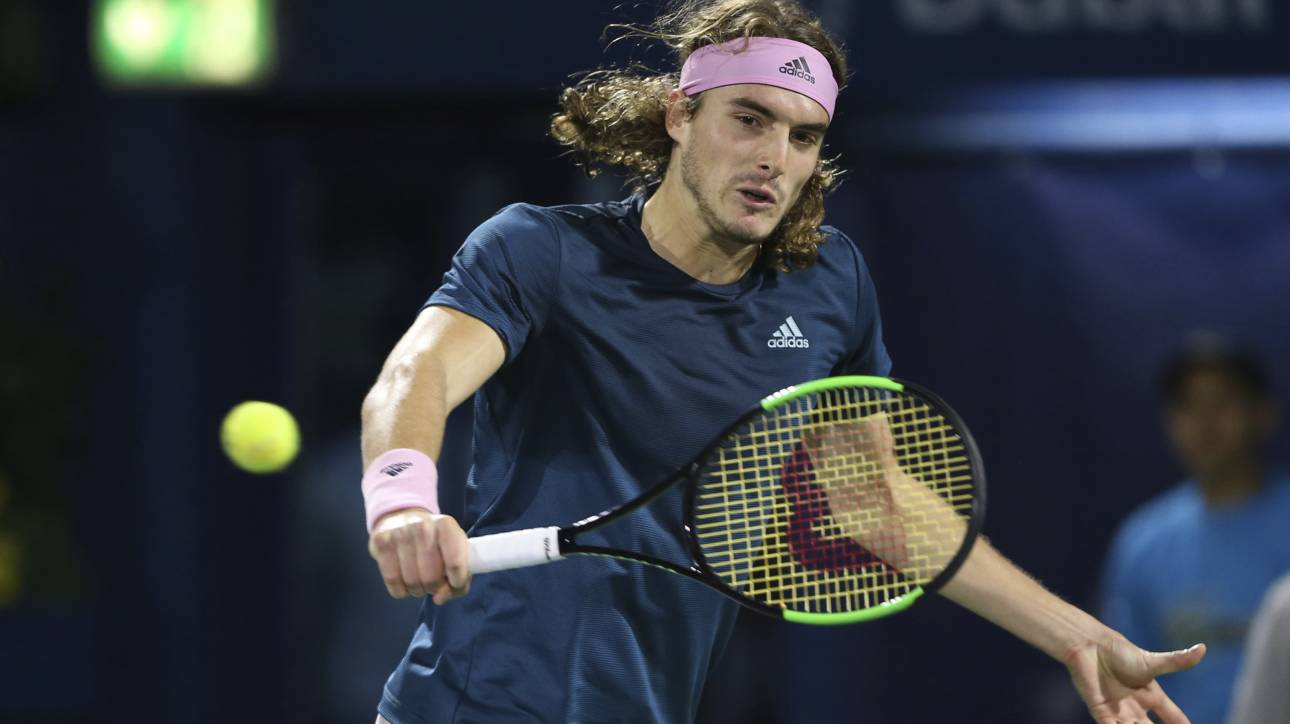 Davis Cup: Ερχεται Ελλάδα ο Στέφανος Τσιτσιπάς – Θα παίξει στο Τατόι!