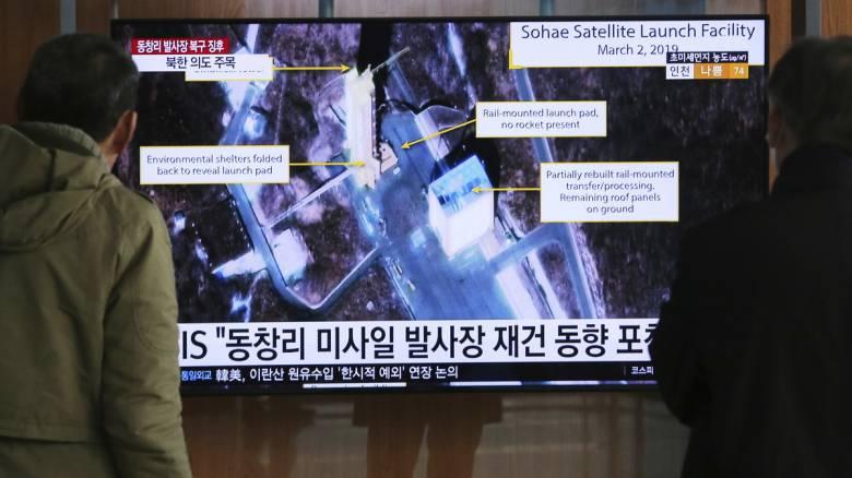 Κινητικότητα στις πυρηνικές εγκαταστάσεις της Βόρειας Κορέας