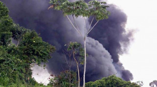 Κολομβία: Έκρηξη βόμβας σε τμήμα αγωγού μεταφοράς αργού