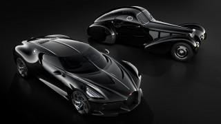 H Bugatti «La Voiture Noire» είναι με 11 εκατομμύρια ευρώ το πιο ακριβό αυτοκίνητο του κόσμου