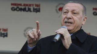 Ερντογάν: Η «Γαλάζια Πατρίδα» δεν έγινε εναντίον των Ελλήνων