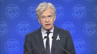Ράις: Απόφαση της Ελλάδας η πρόωρη αποπληρωμή του ΔΝΤ
