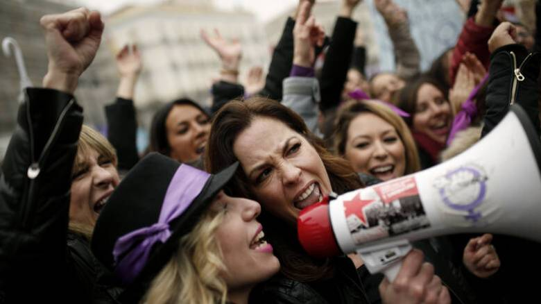 Φεμινιστική απεργία: Σήμερα για πρώτη φορά στην Ελλάδα