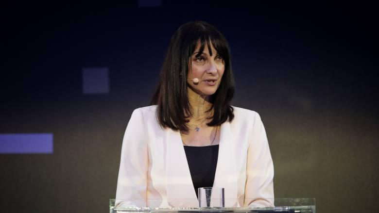 Η Έλενα Κουντουρά υποψήφια για καλύτερη υπουργός Τουρισμού παγκοσμίως