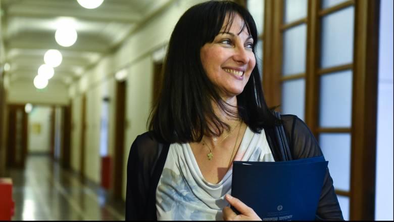 Έλενα Κουντουρά: Αναδείχθηκε ως η «Καλύτερη υπουργός Τουρισμού Παγκοσμίως»