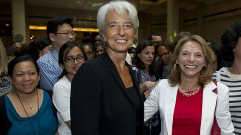 ΔΝΤ: Η αύξηση των εργαζομένων γυναικών θα «απογείωνε» τις οικονομίες πολλών κρατών