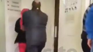 Εξοργιστικό περιστατικό βίας στην Κύπρο: Άνδρας χτύπησε γυναίκα σε γραφείο κοινωνικών υπηρεσιών