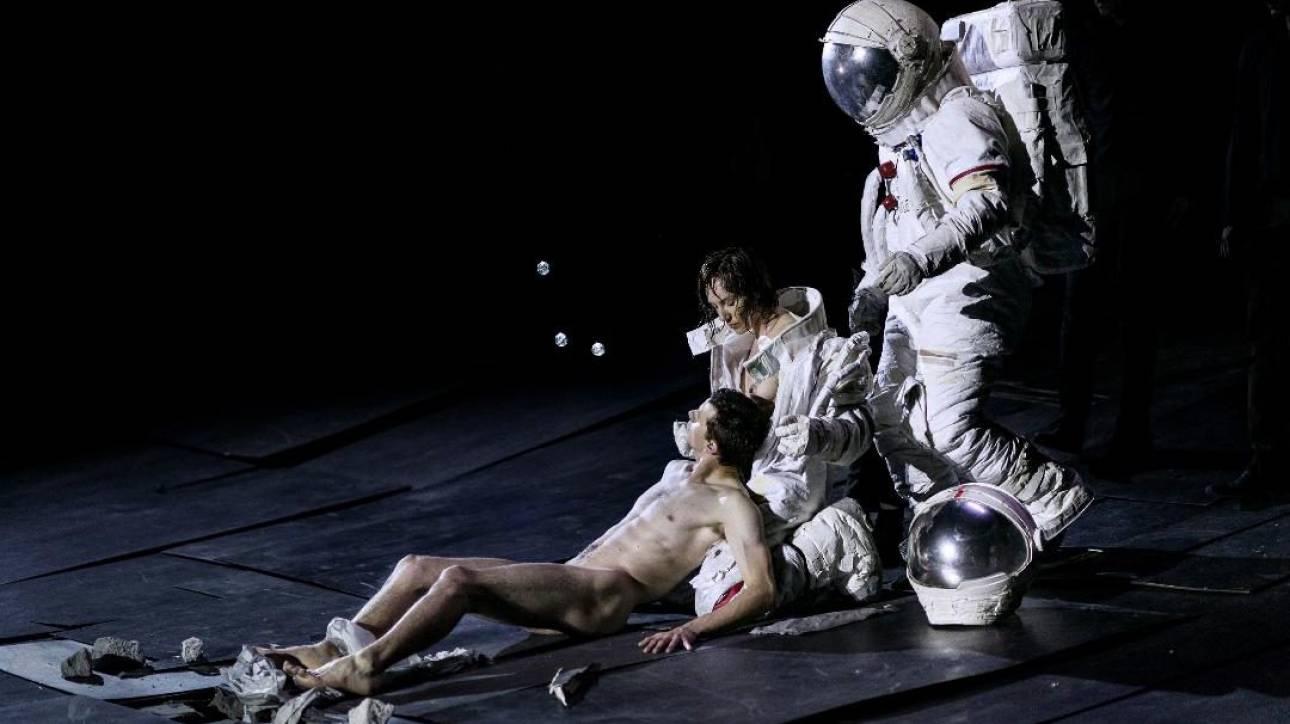 Ο Δημήτρης Παπαϊωάννου υποψήφιος για το διεθνές θεατρικό βραβείο Λόρενς Ολίβιε