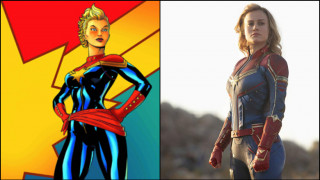 Captain Marvel: Οι γυναίκες αποκτούν τον δικό τους σούπερ ήρωα