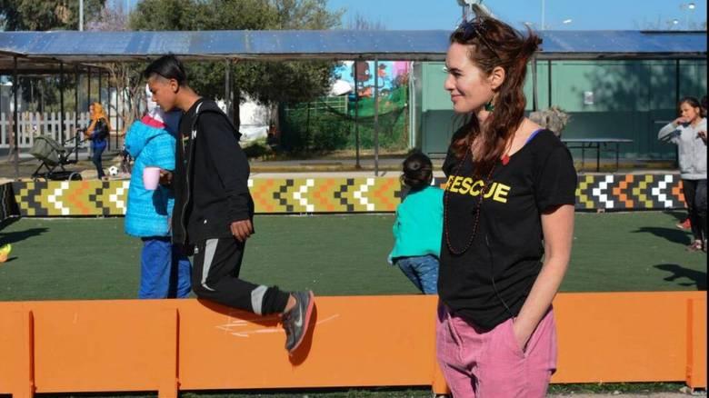 Η «Σέρσεϊ» του GoT για τη φρίκη στη Μόρια: Αδιανόητα απάνθρωπες συνθήκες, ράγισε η καρδιά μου