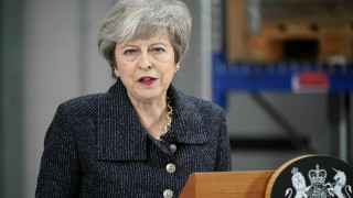 Μέι: Αν δεν ψηφιστεί η συμφωνία μπορεί να μην υπάρξει Brexit