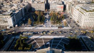 Η πλατεία Συντάγματος... σκηνικό Χολιγουντιανής παραγωγής - Ποιοι δρόμοι θα κλείσουν