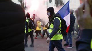 Κίτρινα Γιλέκα: Για 17ο Σάββατο στις επάλξεις με φόντο τη δραματική μείωση της συμμετοχής