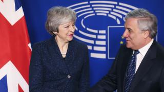 Ταγιάνι: Το Brexit μπορεί να καθυστερήσει για μόνο λίγες εβδομάδες