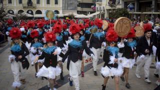 Αντίστροφη μέτρηση για την φαντασμαγορική παρέλαση της Πάτρας