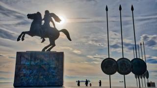 Άγαλμα του Μεγάλου Αλεξάνδρου τοποθετείται στην Αθήνα