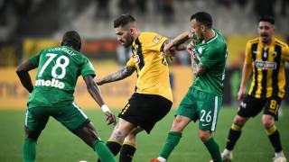 ΑΕΚ – Παναθηναϊκός 0-0: Μοιρασιά στο ΟΑΚΑ