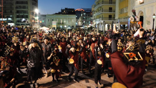 Απόκριες 2019: Πάνω από 40.000 καρναβαλιστές ξεχύθηκαν στους κεντρικούς δρόμους της Πάτρας