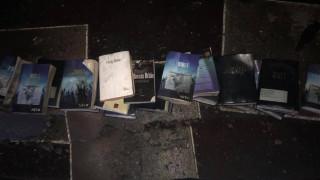 Σύγχρονο θαύμα; Φωτιά έκαψε ολοσχερώς εκκλησία - Σώθηκαν μόνο ιερά βιβλία και ξύλινοι σταυροί