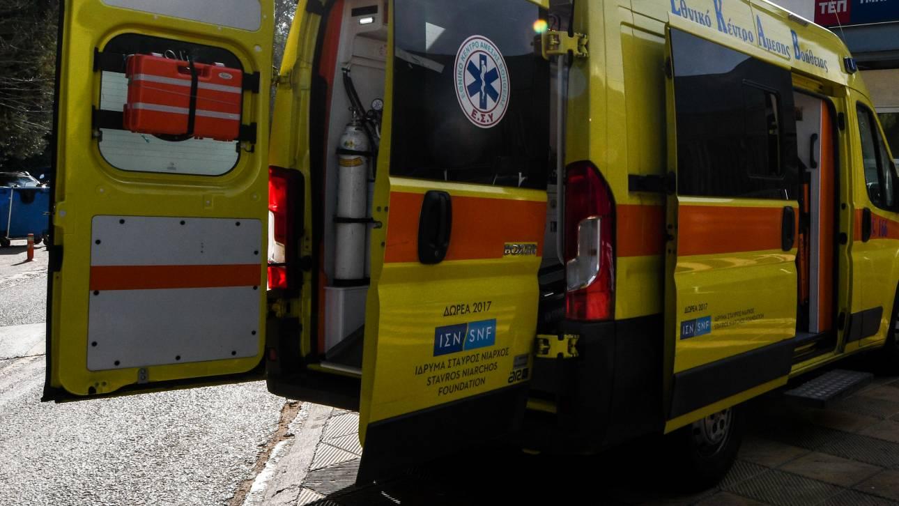 Τροχαίο δυστύχημα με θύμα έναν 21χρονο μοτοσικλετιστή στη Θεσσαλονίκη
