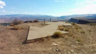 Τα μυστηριώδη τσιμεντένια βέλη της Αμερικής «αποκαλύπτονται»