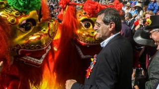 Πατρινό καρναβάλι 2019: Η εντυπωσιακή λήξη και το μήνυμα του Κώστα Πελετίδη