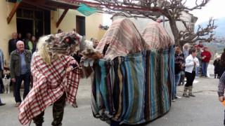 To έθιμο της Καμήλας στα Χανιά