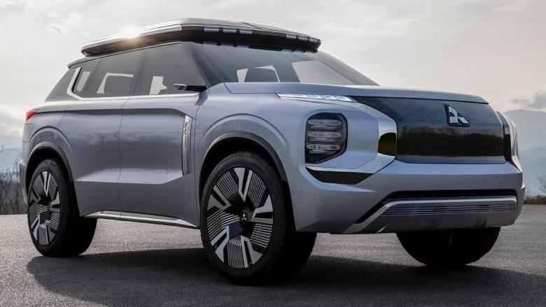 Αν τα επόμενα SUV της είναι σαν το Engelberg Tourer η Mitsubishi θα έχει κάνει τη σωστή κίνηση