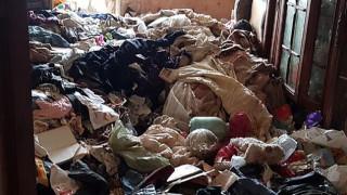 Σοκ στη Ρωσία με την 5χρονη «Μόγλη»: Βρέθηκε μόνη σε διαμέρισμα γεμάτο σκουπίδια και κατσαρίδες