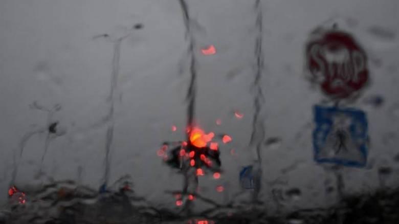 Έκτακτο δελτίο επιδείνωσης καιρού: Έρχονται καταιγίδες, χαλάζι, θυελλώδεις άνεμοι και κρύο