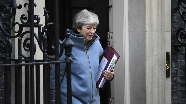 18 ημέρες για το Brexit: Αύριο η κρίσιμη ψηφοφορία - Φόβοι για νέα κοινοβουλευτική ταπείνωση της Μέι