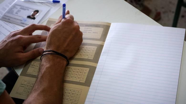 Πανελλήνιες 2019: Τι αλλάζει στο «τελικό» σχέδιο για εισαγωγή των μαθητών στα ΑΕΙ